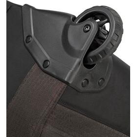 """Gregory Split-Case 32"""" Duffelilaukku Rullilla 100l, slate black"""